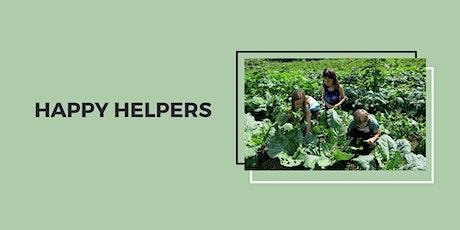 Happy Helpers tickets