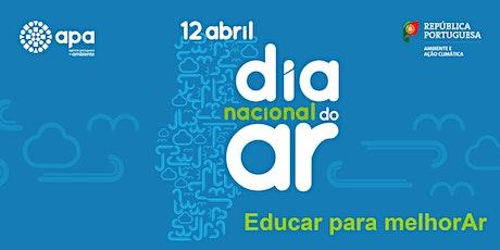 Dia Nacional do Ar  | Educar para melhorAr - 12 de abril ingressos
