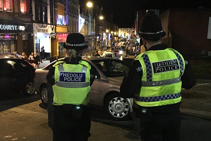 National Special Constabulary Online Taster Event image