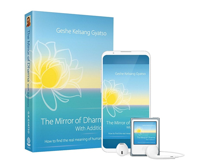 The Mirror of Dharma (Mondays at 7pm) image