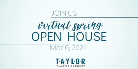 Taylor Plastic Surgery Spring Open House tickets