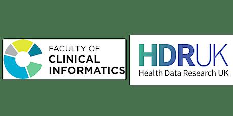 FCI & HDRUK Webinar - Establishing a PROMs Special Interest Group tickets