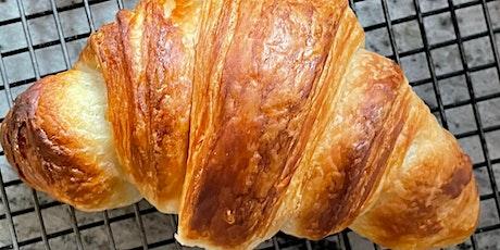 Bake-A-Long Croissant - Virtual Workshop tickets