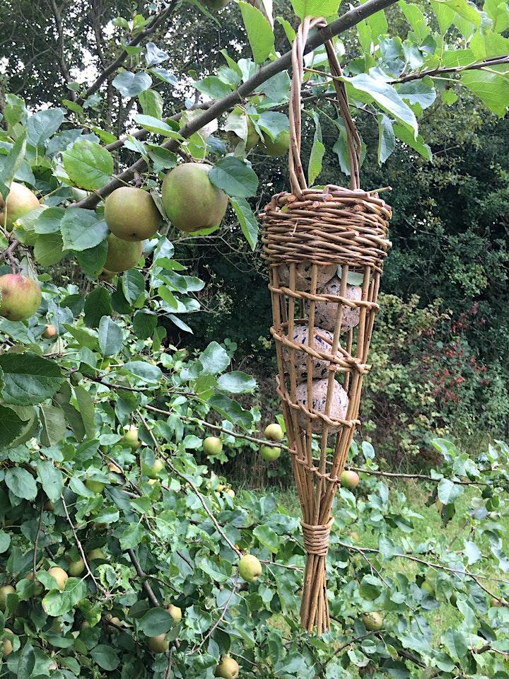 Willow Bird Feeder Workshop at The Italian Garden image
