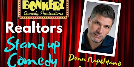 Realtors Stand Up Comedy Happy Hour tickets
