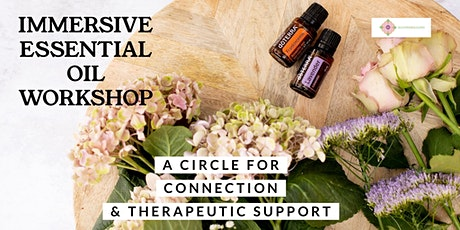 Essential oils workshop in circle tickets