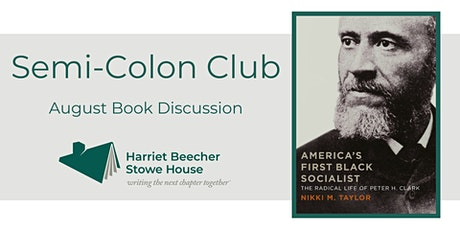 America's First Black Socialist - Book Discussion (August Semi-Colon Club) tickets