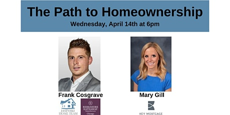 Path to Homeownership tickets