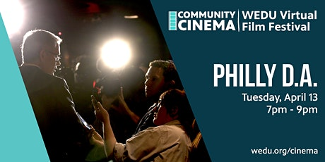 WEDU PBS Community Cinema - Philly D.A. tickets