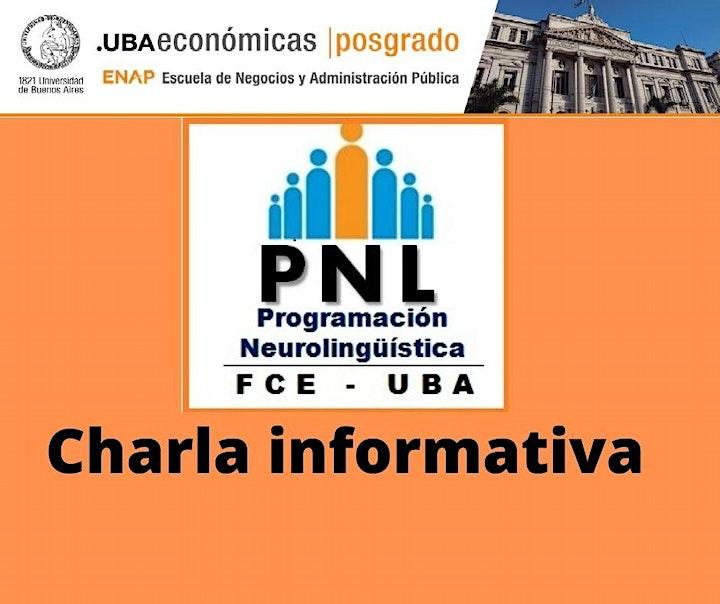 Imagen de Programación Neurolingüística UBA . Charla informativa