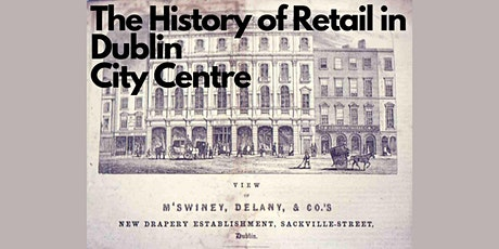 Glamour and Modernism. The social history of the department store in Dublin tickets
