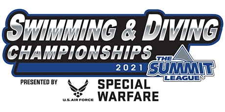 2021 Summit League Swimming & Diving Championships tickets