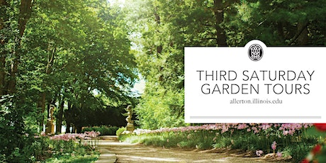Third Saturday Garden Tours tickets
