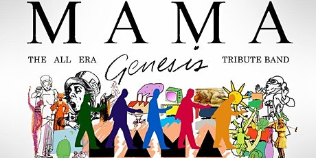 Mama (Genesis Tribute Band) - The Long Prog Night tickets