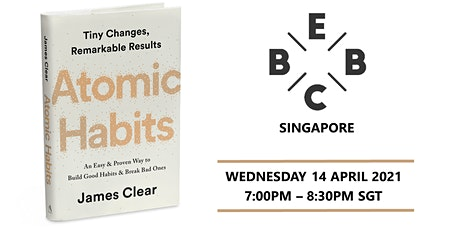 EBBC Singapore - Atomic Habits (J. Clear) tickets
