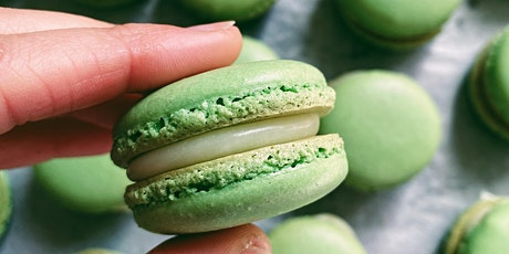 Online Baking Workshop: French Macaron  and Ganache Filling tickets