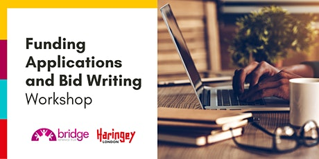 Funding Applications and Bid Writing Workshop tickets