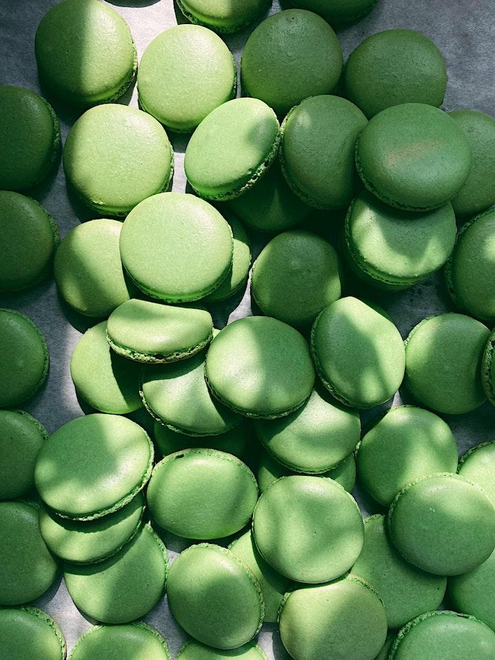 Online Baking Workshop: French Macaron  and Ganache Filling image