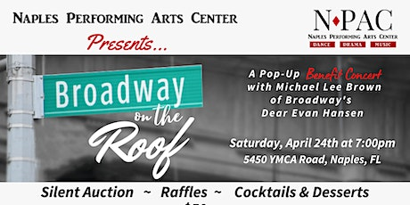 Broadway on the Roof: Pop-Up Benefit Concert tickets