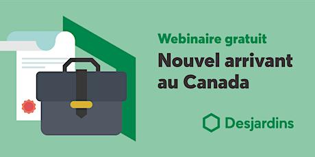 Nouvel arrivant au Canada : la recherche d'emploi au Québec billets
