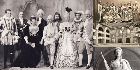 'The Bradley Martin Ball of 1897: Grandest Party of the Century' Webinar tickets