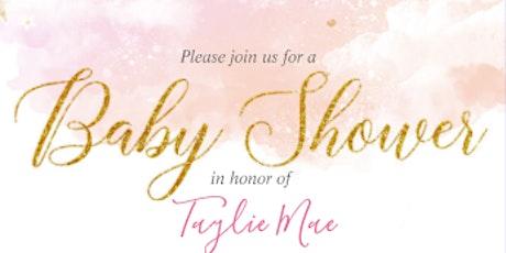 Taylor & Desean's Baby Shower tickets
