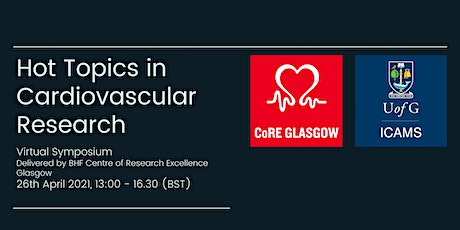 Hot Topics in Cardiovascular Research - Virtual Symposium tickets