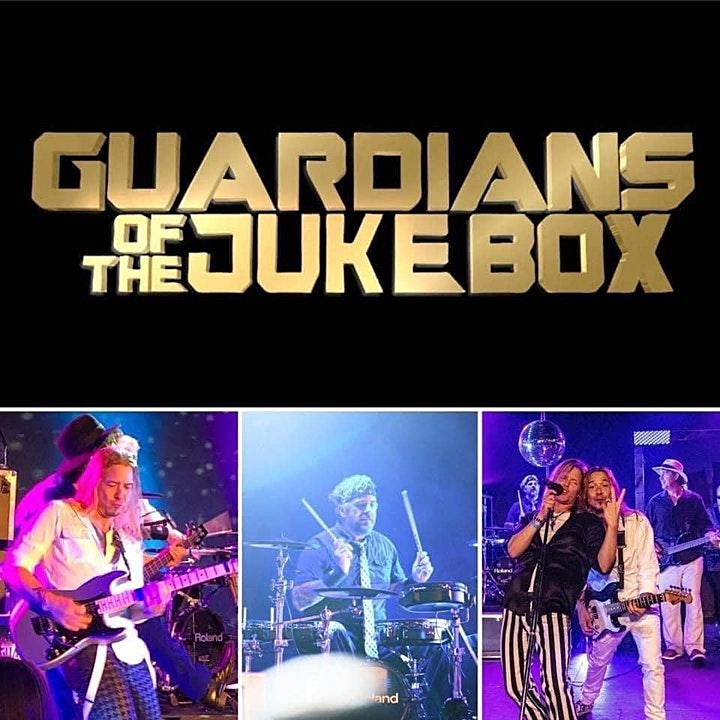 Guardians Of The Jukebox (80s Themed Party feat. Members of Fozzy) image