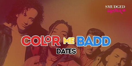 Color Me Badd Dates - Shoreditch tickets