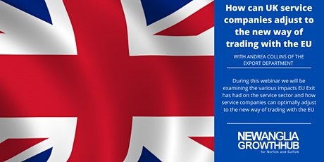 How can UK Service companies adjust to the new way of trading with the EU tickets