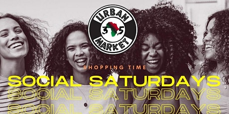 Social Saturdays - Pop Up Shop tickets