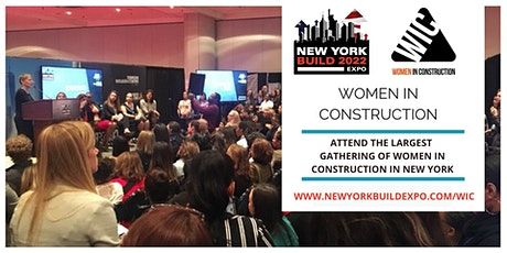Women in Construction Event (Co-hosted with New York Build 2022) tickets