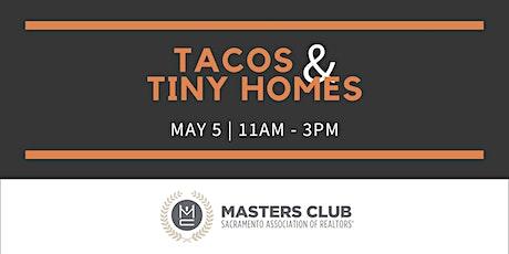 Tacos & Tiny Homes tickets