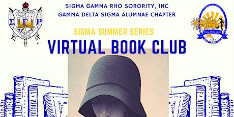 Sigma Summer Series: Virtual Book Club tickets