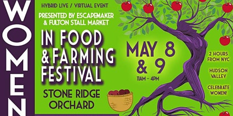 Women in Food & Farming Festival tickets