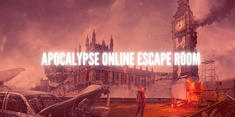 Apocalypse Online Escape room | Adapted for visually impaired people tickets