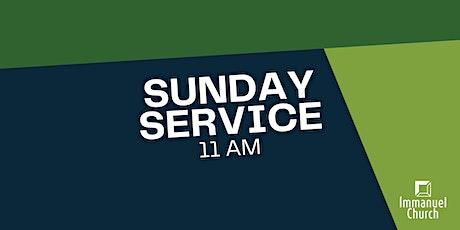 Sunday Service 6/27 - 11 am tickets