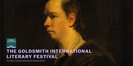 Goldsmith International Literary Festival  - June 4th - 6th 2021 tickets