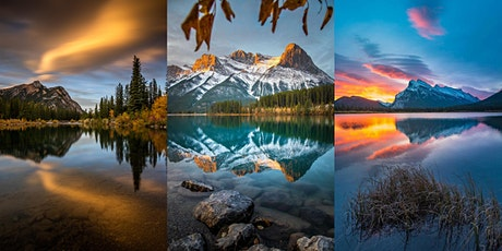 Fall in love with Banff - Autumn Photo tour 2021 tickets