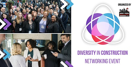 New York Build 2022-Diversity in Construction Networking Event tickets