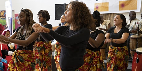 Go Africa Cultural Community Hub Workshops 2021 tickets