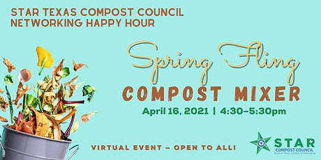 STAR Community Composting Mixer and Networking Happy Hour tickets