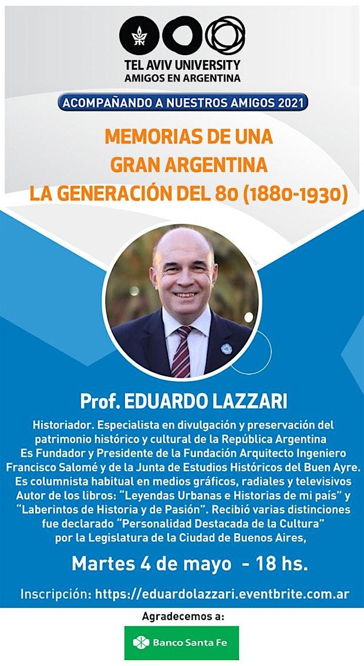 Imagen de EDUARDO LAZZARI