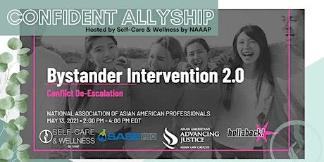 Confident Allyship: Bystander Intervention 2.0 tickets