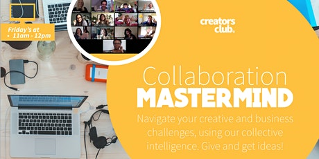 Creative Genius Session | A drop-in creative mastermind for entrepreneurs tickets