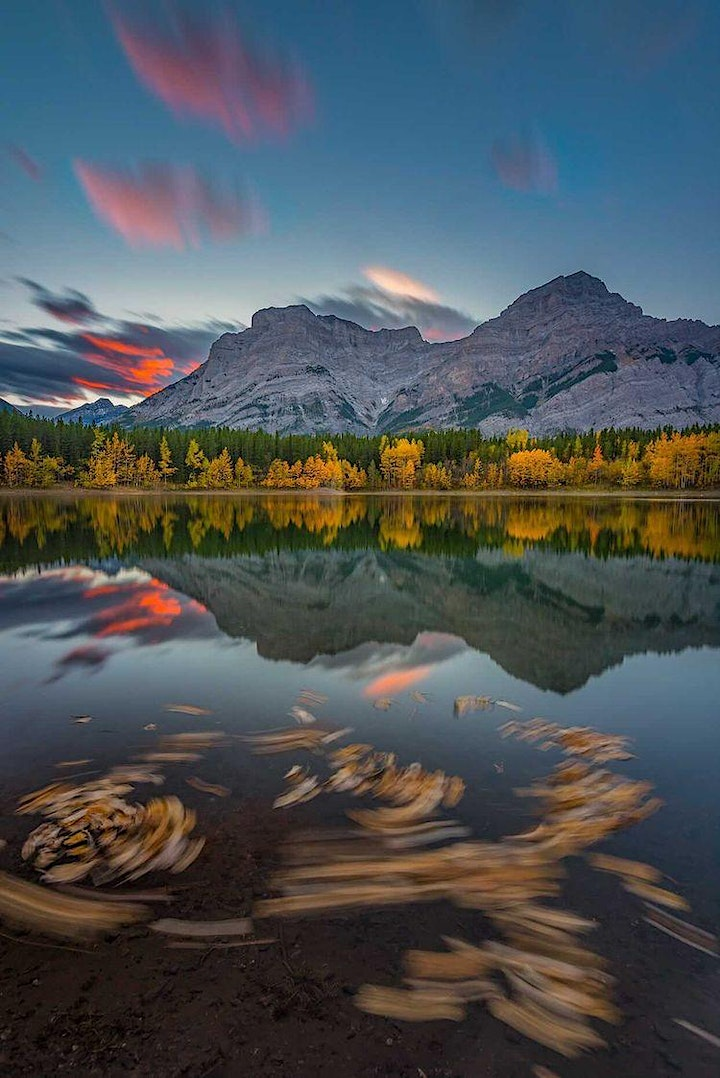 Fall in love with Banff - Autumn Photo tour 2021 image
