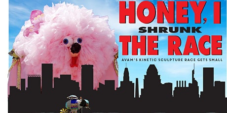 Honey, I Shrunk the Kinetic Sculpture Race tickets