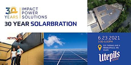 IPS 30 Year Solarbration tickets