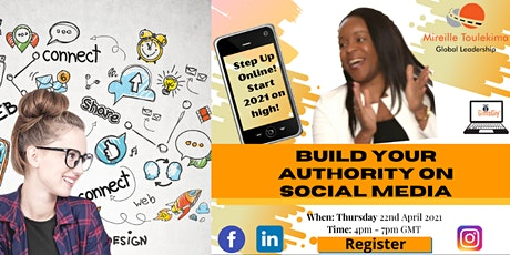 Build your authority on social Media tickets