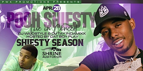 POOH SHIESTY and friends performing live!!! tickets